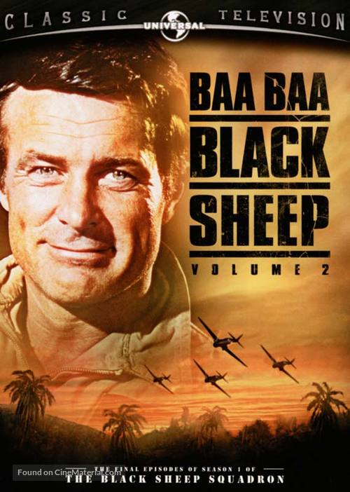"""Baa Baa Black Sheep"" - Movie Cover"