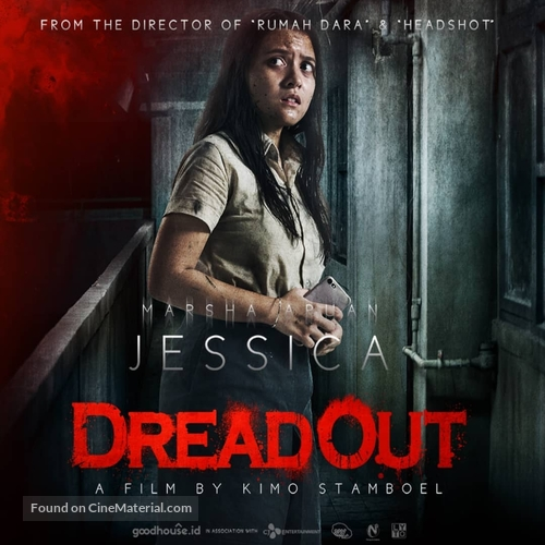 DreadOut (2019) Indonesian movie poster
