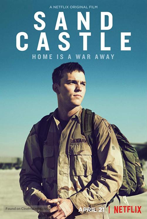 Sand Castle - Movie Poster