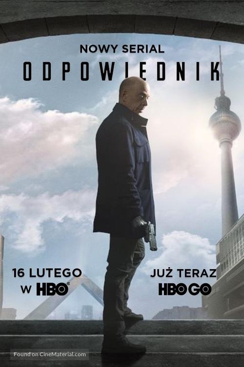 """Counterpart"" - Polish Movie Poster"