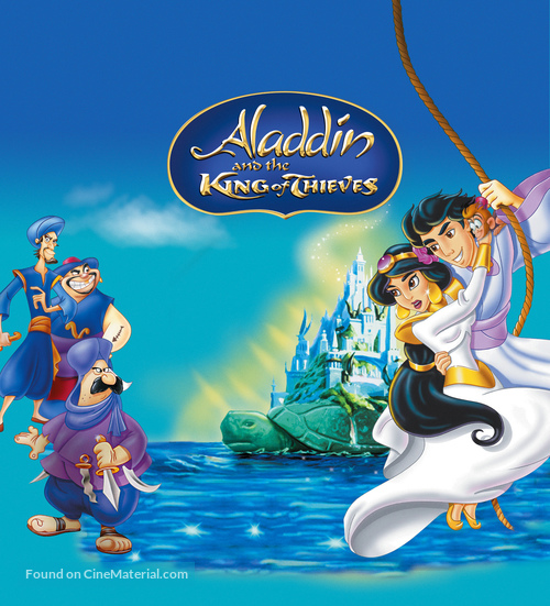 Aladdin And The King Of Thieves - Movie Poster