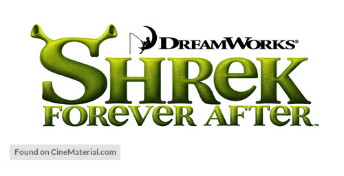 Shrek Forever After - Logo