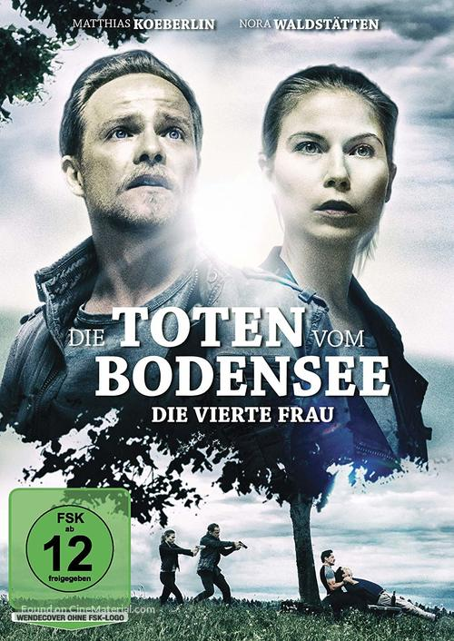 """Die Toten vom Bodensee"" - German DVD movie cover"