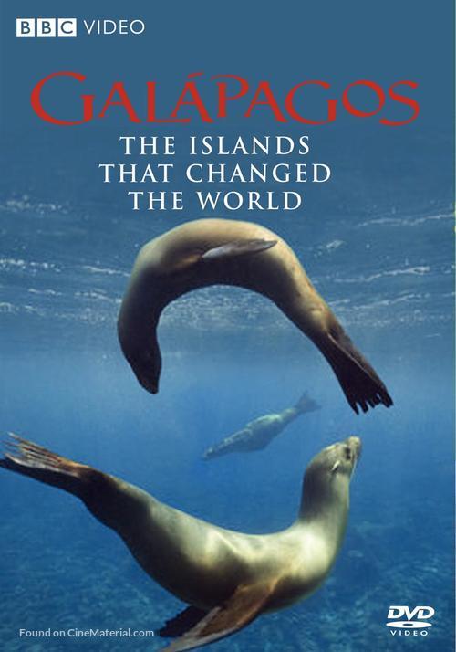 """""""Galápagos"""" - Movie Cover"""