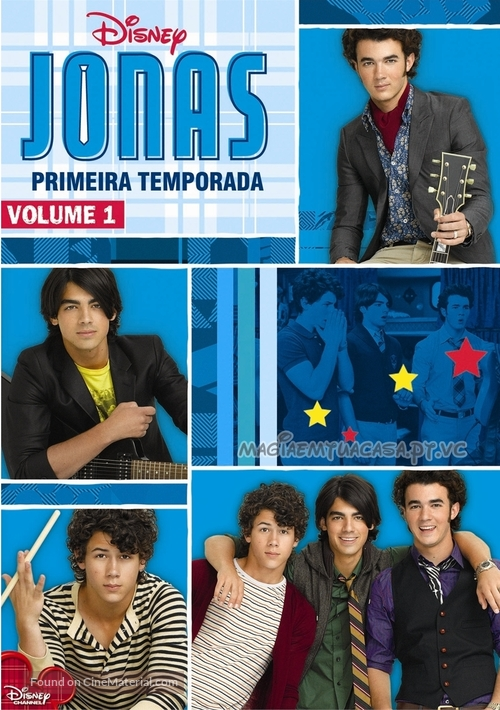 """Jonas"" - Portuguese Movie Cover"