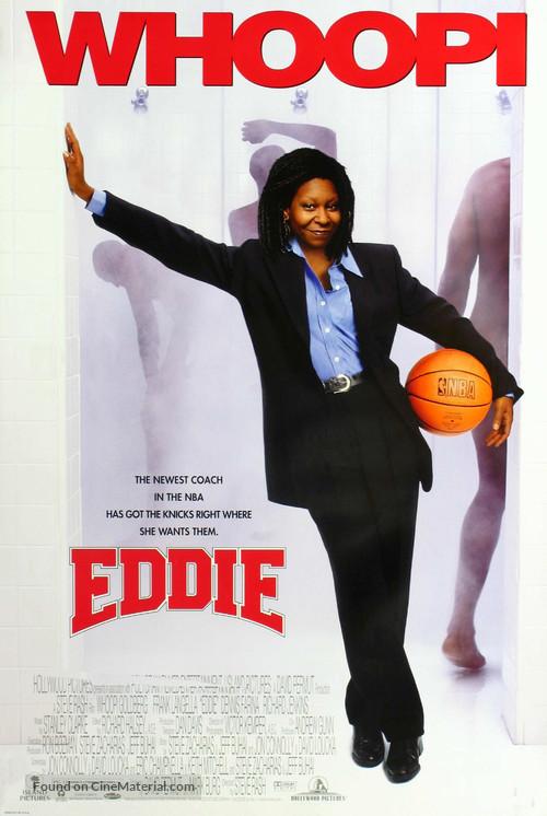 Eddie - Movie Poster