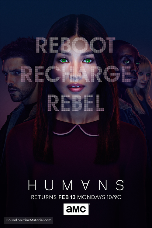 """""""Humans"""" - Movie Poster"""