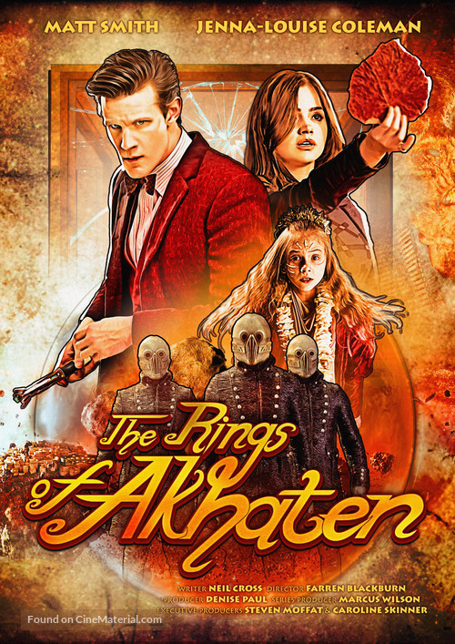 """""""Doctor Who"""" - British Movie Poster"""