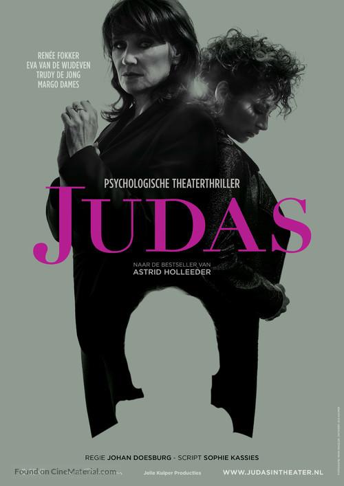 """Judas"" - Dutch Movie Poster"