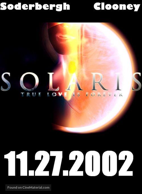 Solaris - Movie Poster