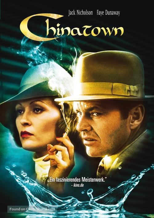 Chinatown - German Movie Cover