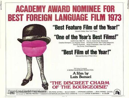 Le charme discret de la bourgeoisie - Movie Poster