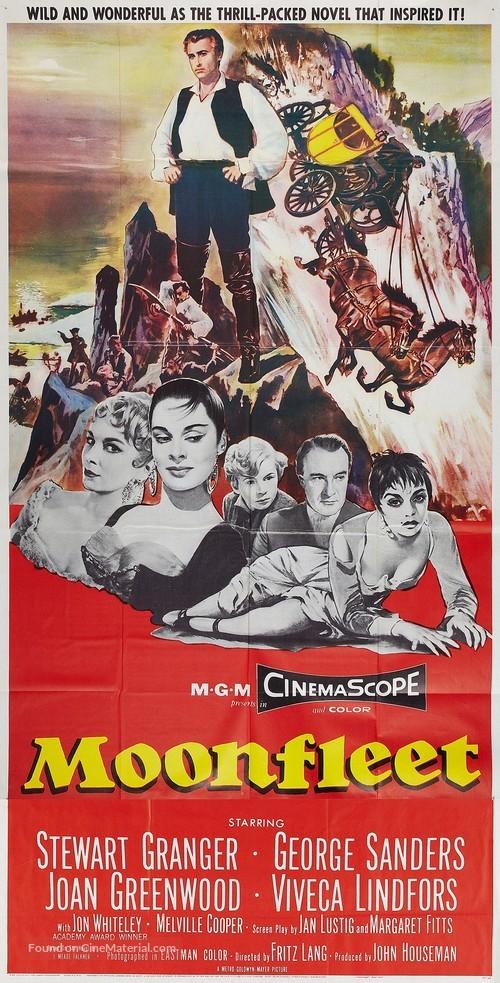 Moonfleet - Movie Poster