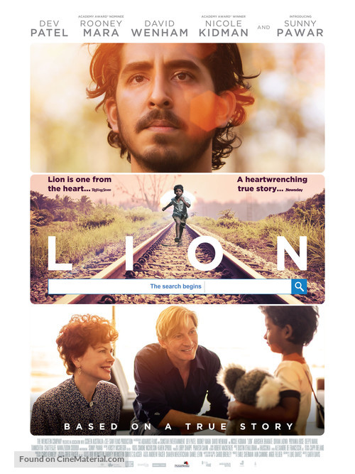 Lion - Movie Poster