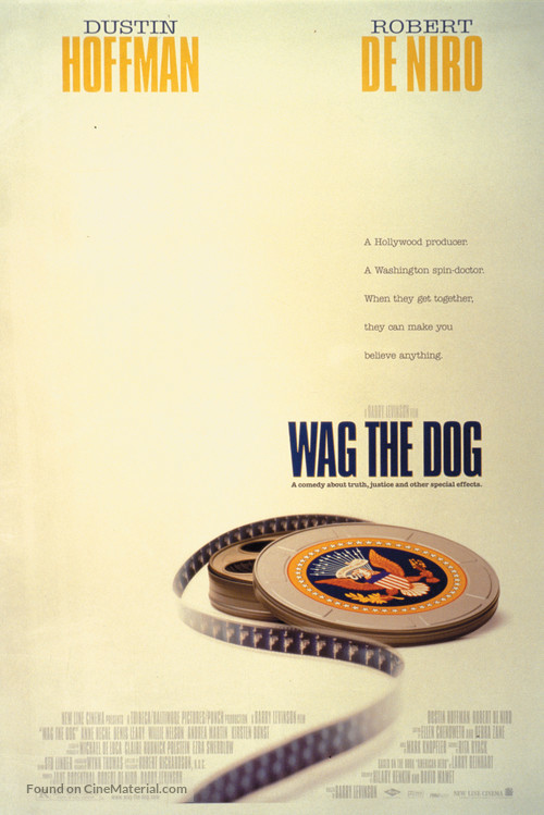 Wag The Dog - Movie Poster