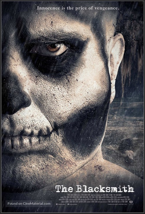 The Blacksmith - Movie Poster