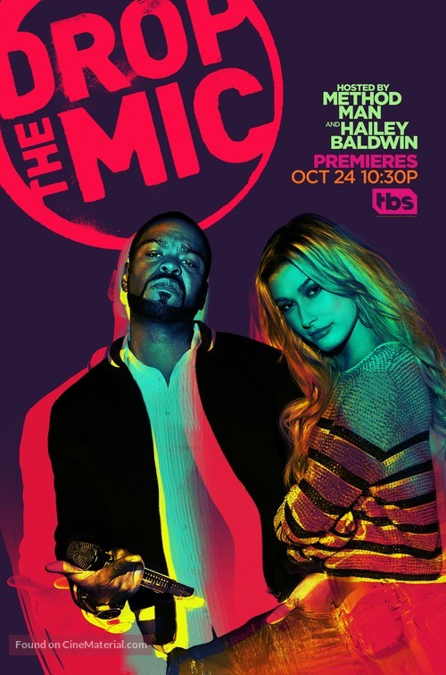 """""""Drop the Mic"""" - Movie Poster"""