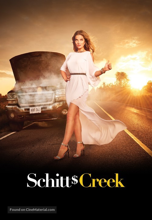 """Schitt's Creek"" - Canadian Movie Poster"