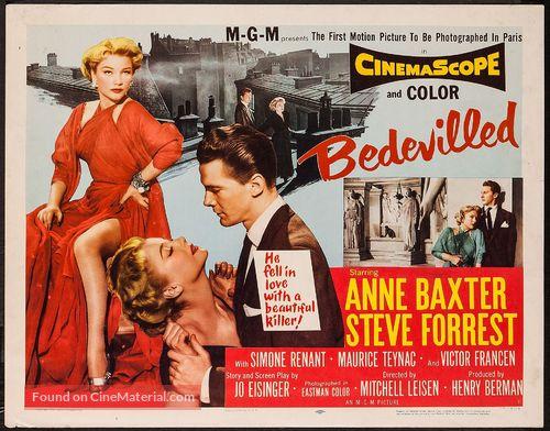 Bedevilled - Movie Poster