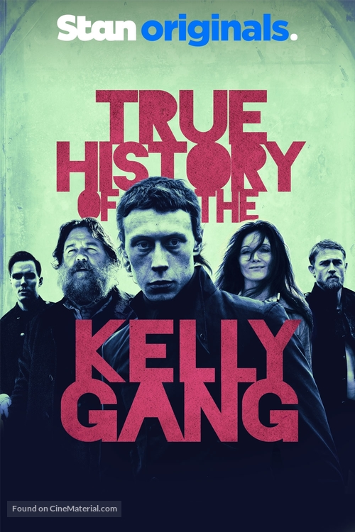 True History of the Kelly Gang - Australian Video on demand movie cover