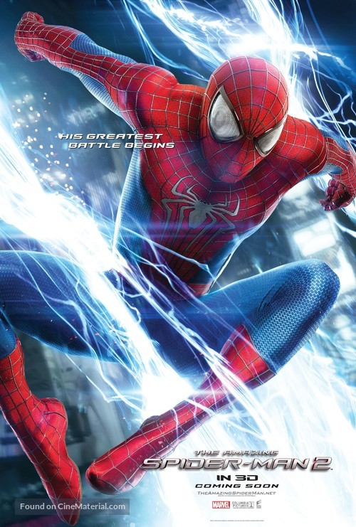 The Amazing Spider-Man 2 - Movie Poster