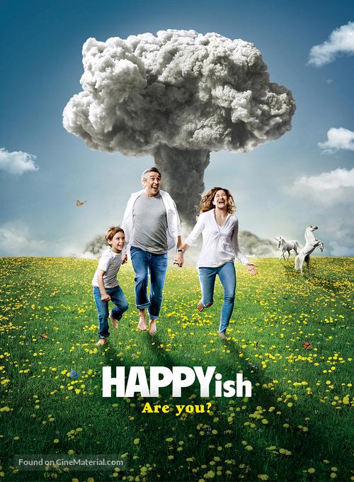 """Happyish"" - Movie Poster"