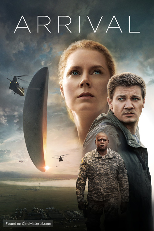 Arrival - Movie Cover