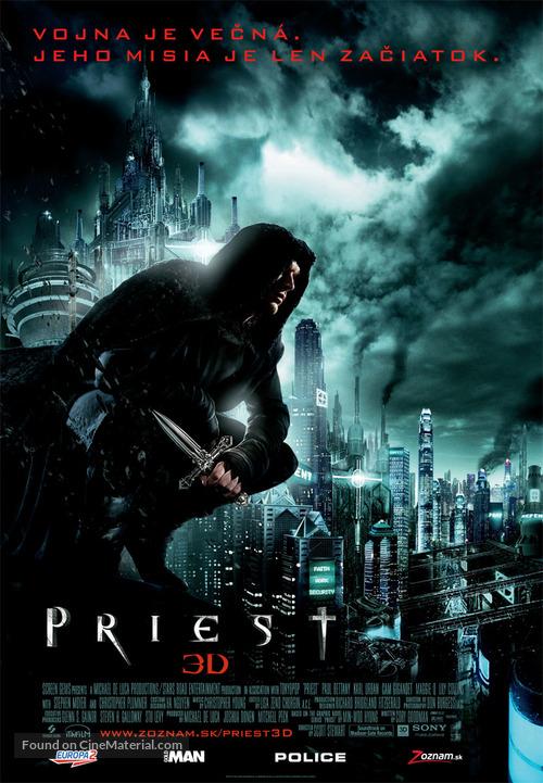 Priest - Slovak Movie Poster