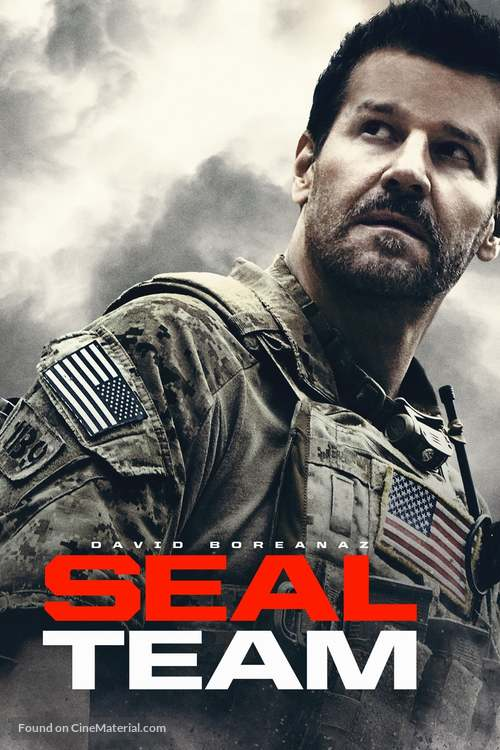 """SEAL Team"" - Movie Cover"