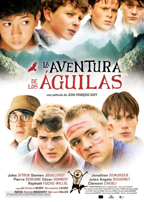 Aiguilles rouges, Les - Spanish Movie Poster