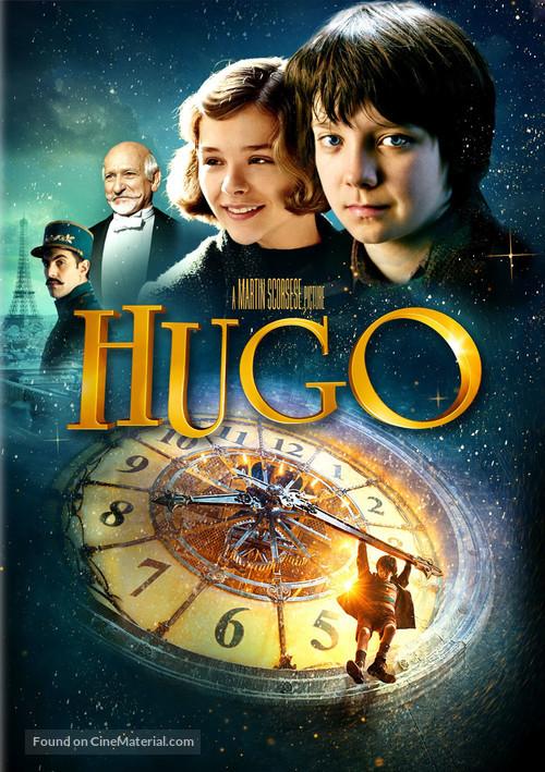 Hugo - Movie Cover