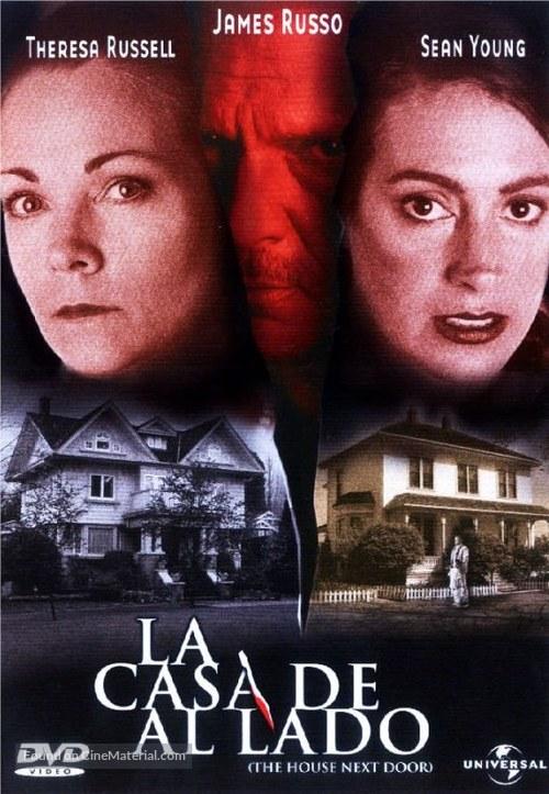 The House Next Door - Spanish Movie Cover