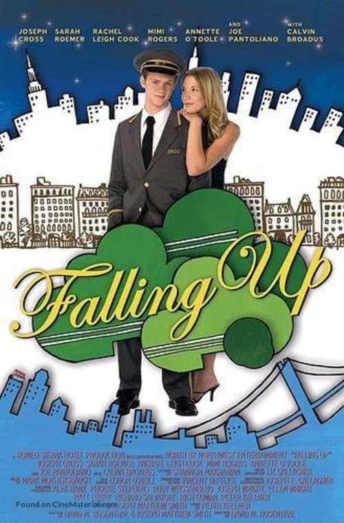 Falling Up - Movie Poster