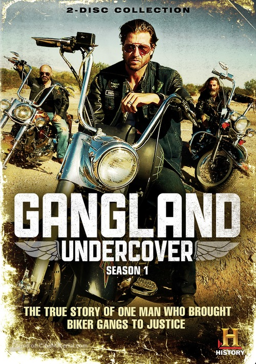 """""""Gangland Undercover"""" - Movie Cover"""