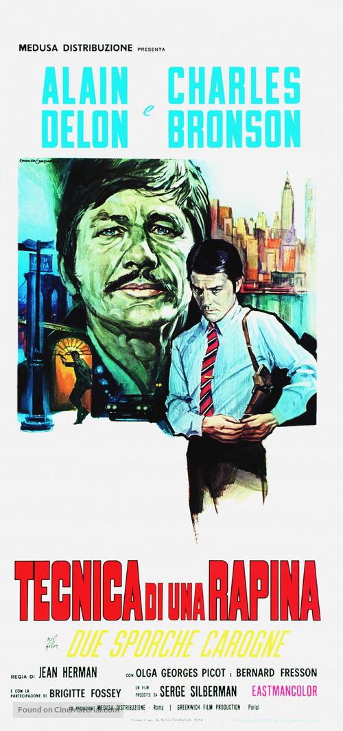 Adieu l'ami - Italian Movie Poster