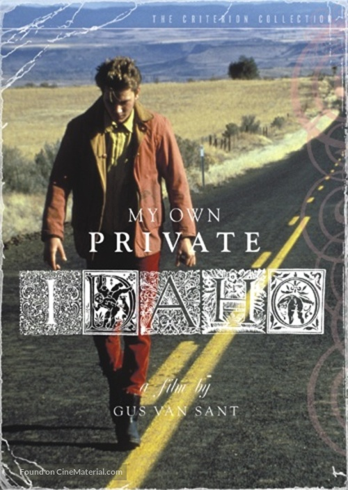 My Own Private Idaho - DVD movie cover