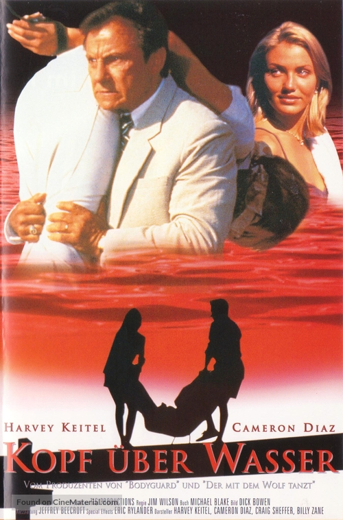 Head Above Water - German Movie Poster