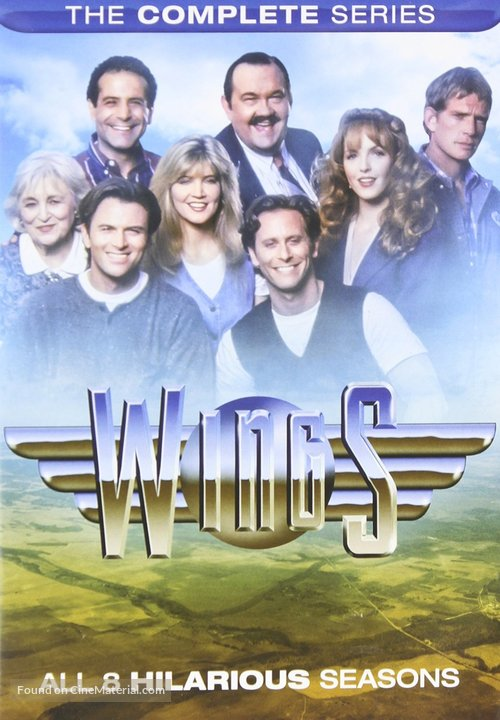 """""""Wings"""" - DVD movie cover"""