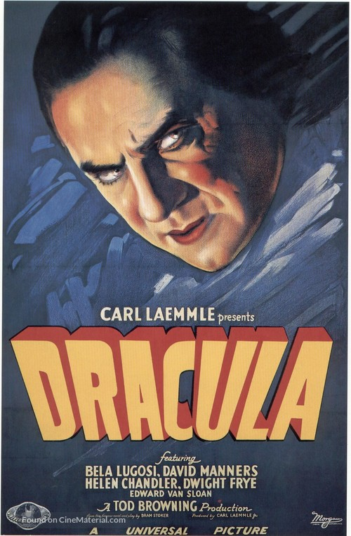 Dracula - Movie Poster