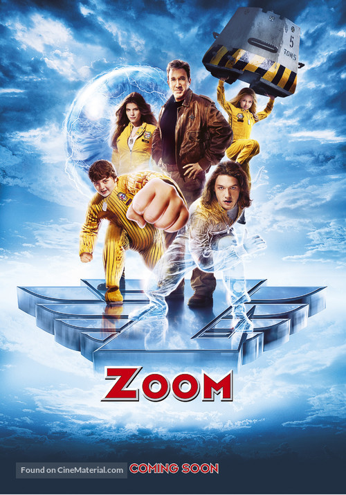 Zoom - Movie Poster