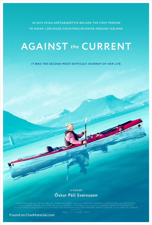 Against the Current - Movie Poster