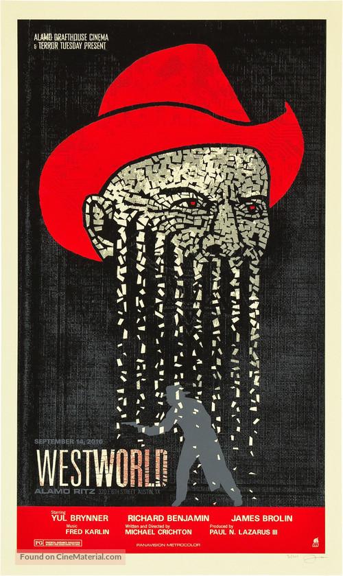 West world movie poster 30x40