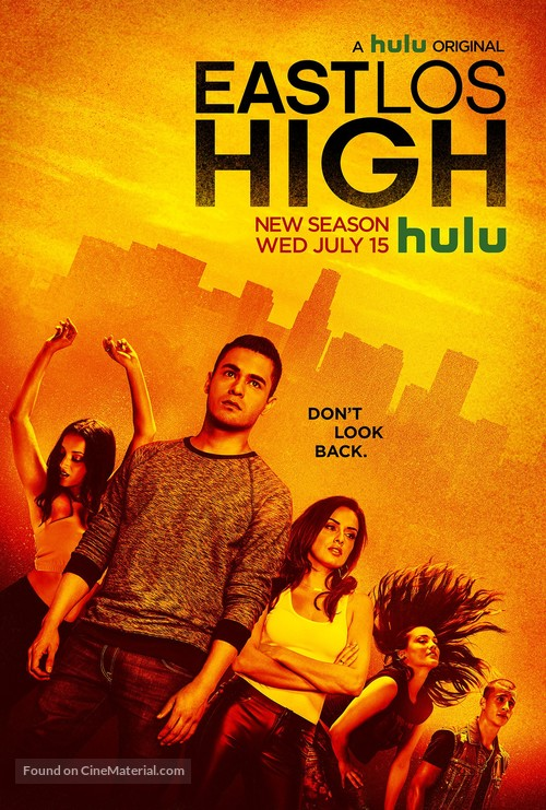 """""""East Los High"""" - Movie Poster"""