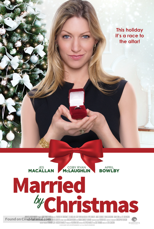 Married by Christmas - Movie Poster