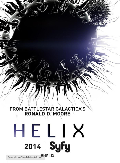 """Helix"" - Movie Poster"