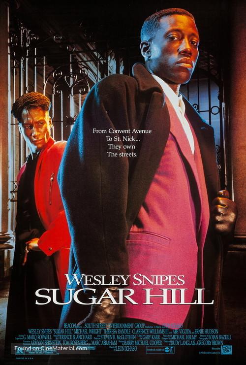 Sugar Hill - Movie Poster