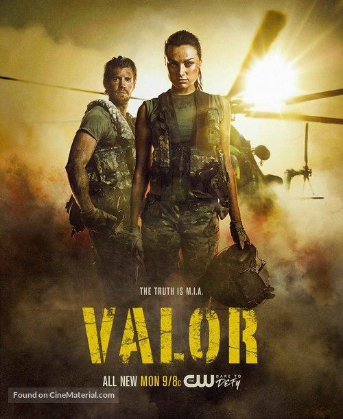 """Valor"" - Movie Poster"
