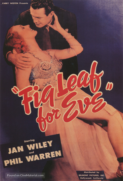 A Fig Leaf for Eve - Movie Poster