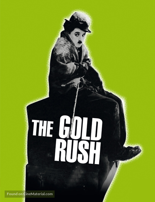 The Gold Rush - Movie Cover