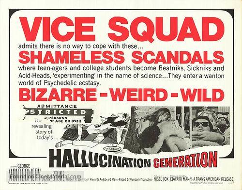 Hallucination Generation - Movie Poster